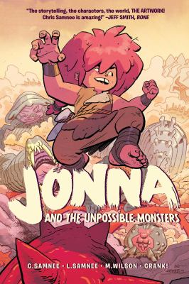 Jonna and the unpossible monsters.