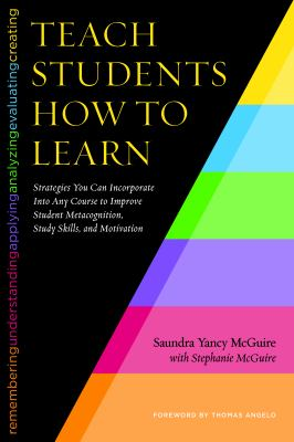 [Book Cover] Teach Students How to Learn