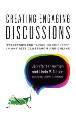 [Book Cover] Creating Engaging Discussions
