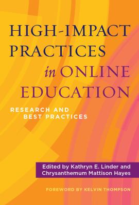 [Book Cover] High-Impact Practices Online