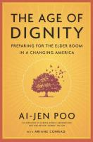 book cover age of dignity