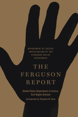 Ferguson Report cover art