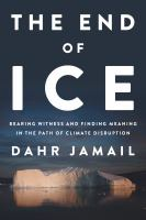 The End of Ice book cover
