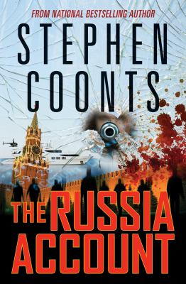 Cover Art for The Russia Account