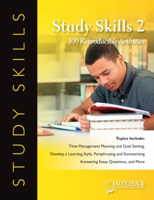 Cover Art for Study Skills 2