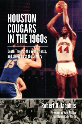 Houston Cougars in the 1960s cover art