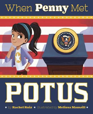 """When Penny Met POTUS"" book cover"