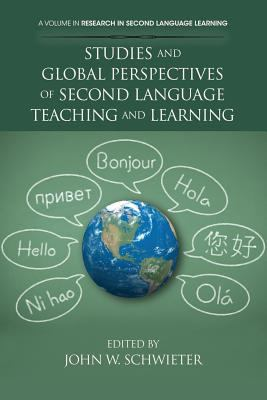 Cover of Studies and Global Perspectives of Second Language Teaching and Learning
