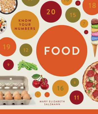 Cover Art features food items with circles with numbers.