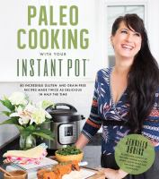 Book cover: Paleo Cooking