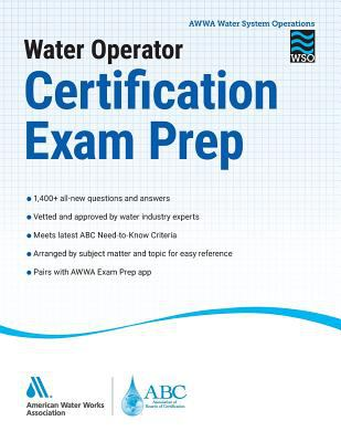 Water Operator Certification Exam Prep