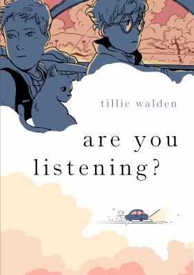 Book cover: Are You Listening? by Tillie Walden