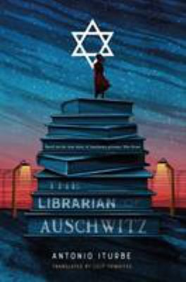 Cover Art for The Librarian of Auschwitz