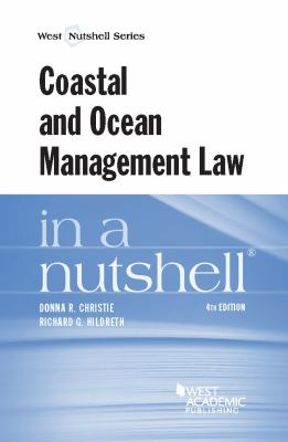 Link to Coastal and Ocean Management Law in a Nutshell