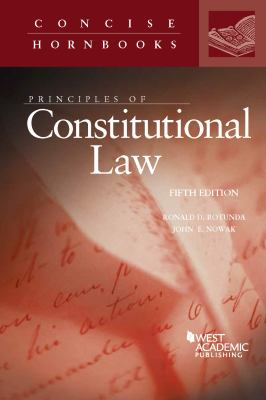 Link to Principles of Constitutional Law (Concise Law)