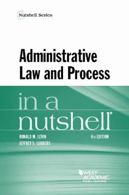 Link to Administrative Law and Process in a Nutshell