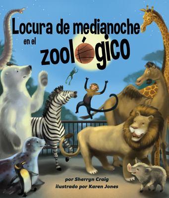 Locura de medianoche en el zoológico / by Craig, Sherryn,