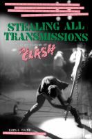 Stealing All the Transmissions book cover