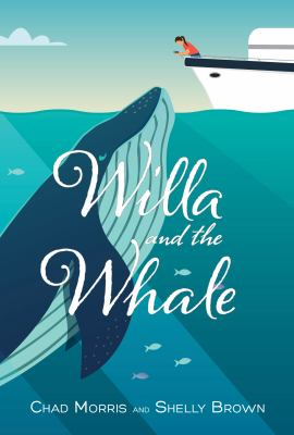 Willa and the Whale Cover