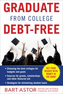 Graduate from College Debt-Free Cover Art