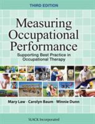 Measuring Occupational Performance cover and link