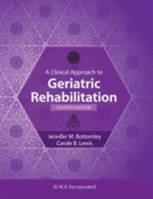 A Clinical Approach to Geriatric Rehabilitation cover and link