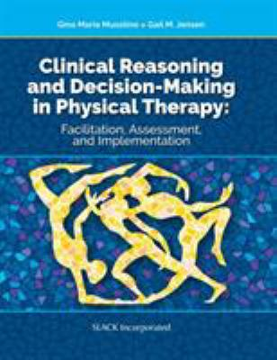 Clinical Reasoning and Decision Making in Physical Therapy cover and link