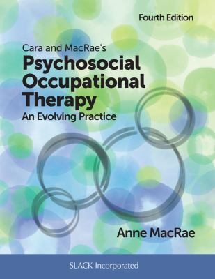 Cara and MacRae's Psychosocial Occupational Therapy cover and link
