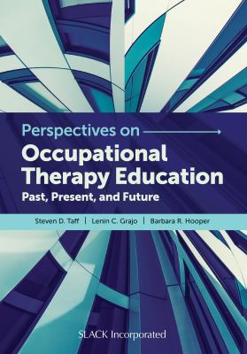 Perspectives on Occupational Therapy Education cover and link