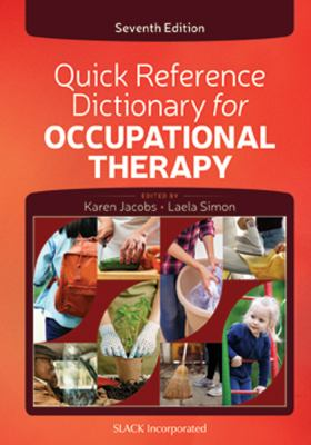 Quick Reference Dictionary for Occupational Therapy cover and link