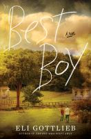 Book cover for Best Boy by Eli Gottlieb