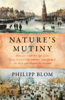 Nature's Mutiny book cover