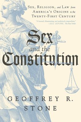 Sex and the Constitution cover art