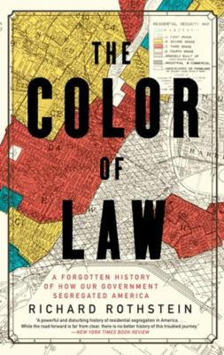 Rothstein Color of Law cover art