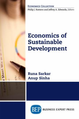 Economics of Sustainable Development - Opens in a new window