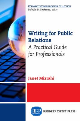 Writing for Public Relations - Opens in a new window