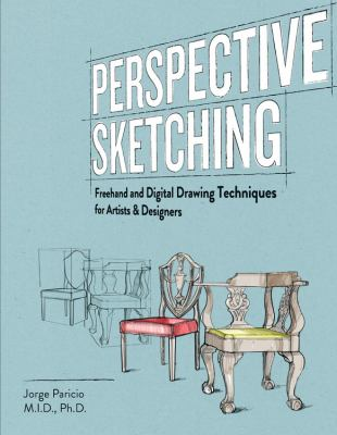 Perspective Sketching Cover