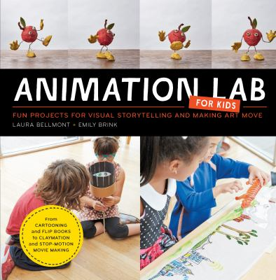 Animation Lab for Kids cover