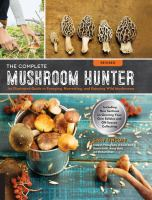 Complete Mushroom Hunter book cover