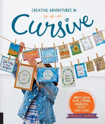 Creative adventures in cursive