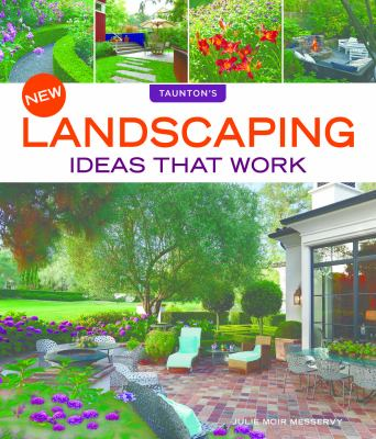 New landscaping ideas that work