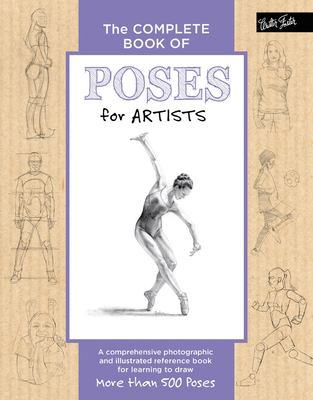 The Complete Books of Poses for Artists Cover