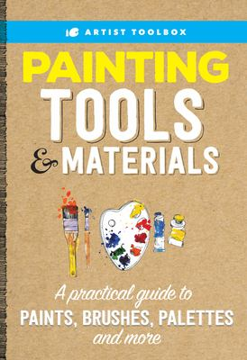 Painting Tools & Materials Book Cover