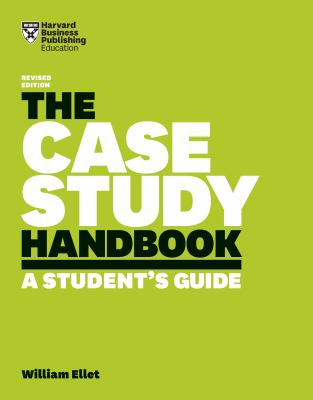 Image link to The Case Study Handbook, Revised Edition