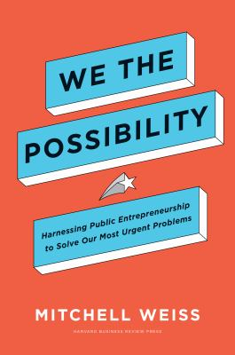 We the Possibility book cover