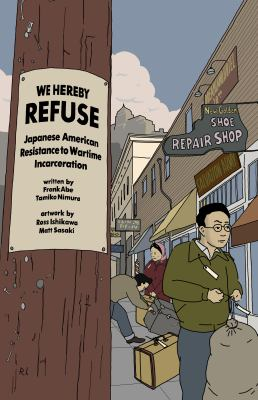 We hereby refuse : by Abe, Frank