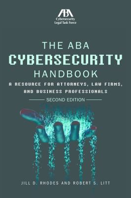 The ABA Cybersecurity Handbook book cover