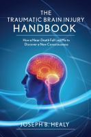 Traumatic Brain Injury Handbook book cover