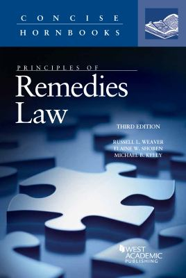 Link to Principles of Remedies Law (Concise Hornbook)