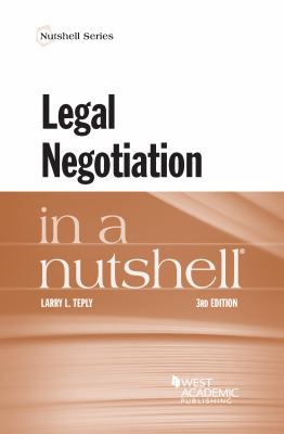 Link to Legal Negotiations in a Nutshell